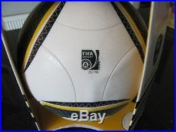 Adidas Jabulani FIFA World Cup 2010 Match Ball Size 5 Boxed
