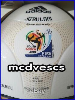 Adidas Jabulani Jobulani Final Official Math Ball 2010