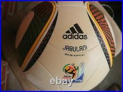 Adidas Jabulani Matchball WM World Cup 2010 OMB Speedcell Footgolf Box soccer
