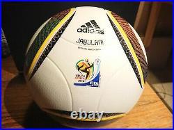 Adidas Jabulani Matchball WM World Cup 2010 OMB Speedcell Footgolf soccer