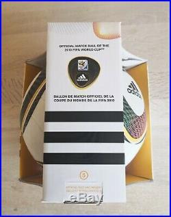 Adidas Jabulani Official Match Ball 2010 FIFA World Cup Size 5 - NEW