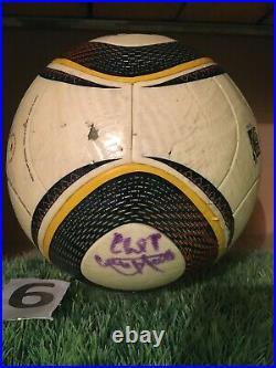 Adidas Jabulani Omb Match Ball FIFA WORLD CUP 2010 SPEEDCELL foot golf