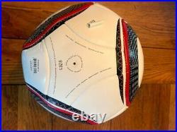 Adidas Jabulani South Africa 2010 World Cup Football Match Replica Powerade Sz 5