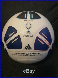 Adidas Jabulani Uefa Super Cup 2010