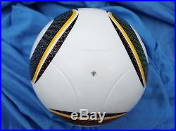Adidas Jabulani World Cup 2010 3rd Place Matchball With Imprint. BNIB