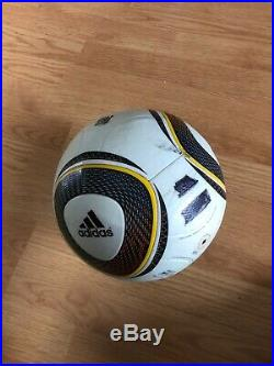 Adidas Jabulani World Cup 2010 Official Match Ball Lightly Used