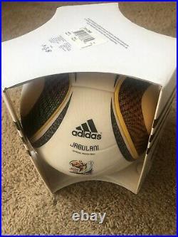 Adidas Jabulani World Cup South Africa Foot Golf FIFA Approved