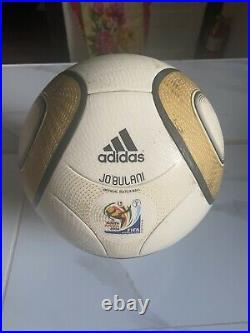 Adidas Jabulani World Cup South Africa Official Match Ball Final Ball