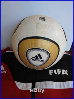 Adidas Jo'bulani Ball Used World Cup 2010, no tango, no azteca, no etrusco