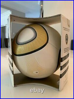 Adidas Jobulani Jabulani Official Final inprinted Match Ball 2010 Fifa World Cup