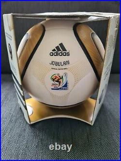 Adidas Jobulani Official Matchball of the Final of the 2010 WC (unbespielt)