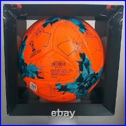 Adidas Krasava Winter Official Match Football Ball (OMB) AZ3206, Sz 5, with box