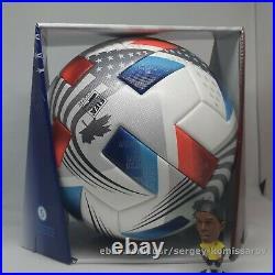 Adidas MLS PRO Nativo 2021 Official Match Football Soccer Ball, size 5, GK3504
