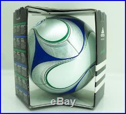 Adidas MLS Spielball Matchball Teamgeist 2 2009 Jabulani 617699 OVP Teamgei2t