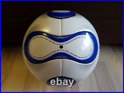 Adidas Match Ball Teamgeist AFA 2007 Argentum NEU Terrapass