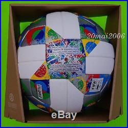 Adidas Match Ball Uefa Nations League 2018 Soccer Football Ballon Footgolf