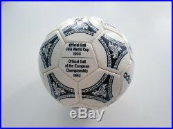 Adidas Matchball Etrusco Unico 1992 UEFA OMB Fussball Ball RARE