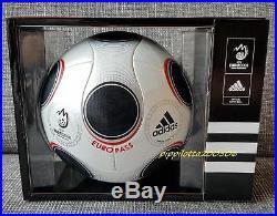 Adidas Matchball Europass 2008 Soccer Ballon Footgolf Pallone Voetbal Football