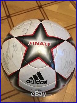 Adidas Matchball Finale 6 Champions League 2006 footgolf ADIDAS MATCH BALL size5