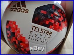 Adidas Matchball Telstar Semifinal France Belgium OMB Finale World Cup Russia