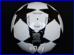 Adidas Matchball Uefa Champions League Finale 2 Black Star Neu Made In Morocco