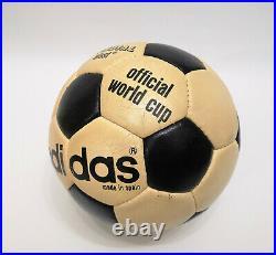 Adidas Mundial Elast official world cup Fussball ca. 1977 matchball