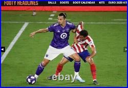 Adidas Nativo Questra MLS 2019 All-Star Game Soccer Ball FIFA QUALITY PRO