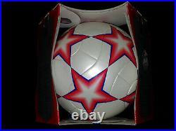 Adidas OMB Final Paris 2006 Champions League Teamgeist NEU BOX Ball 397287