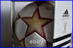 Adidas OMB match ball pallone ballon Champions League Finale 2010 Madrid