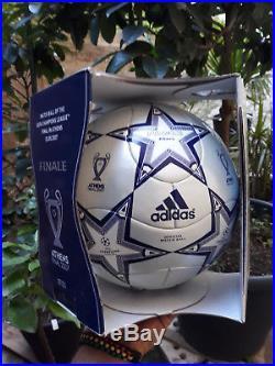 Adidas Official Ball Champions League Final Athens 2007 Fifa + Box