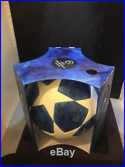Adidas Official Champions League Match Ball Finale 18, New and Packaged, Size 5