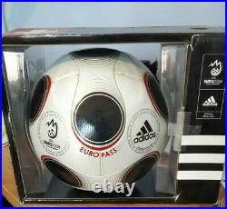 Adidas Official Match Ball Europass Uefa Cup 2008 Swiss Austria Size 5