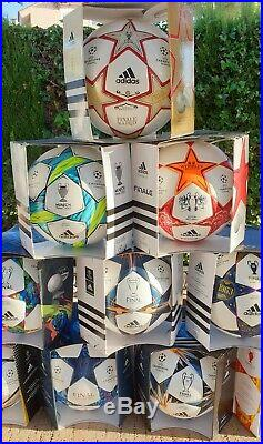 Adidas Official Match Ball OMB Champions Finale 2010/2019 Collector