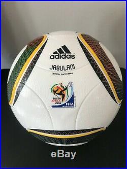 Adidas Official Match Ball Of The 2010 Fifa World Cup Jabulani
