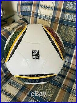 Adidas Official Match Ball Of The 2010 Fifa World Cup Jabulani Soccer