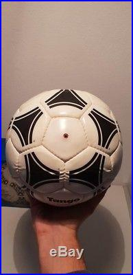 Adidas Official Match Ball Tango Europa New France 1988 Rare Box