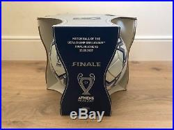 Adidas Official Match Ball UCL Final in Athens 2007 OMB + box