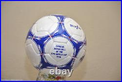 Adidas Official Match-Ball of FIFA World Cup 1998 Leather Football Size 5