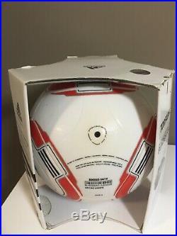Adidas Offizieller Spielball Torfabrik 2010/11 V00575 Speedcell Jabulani Neu Box