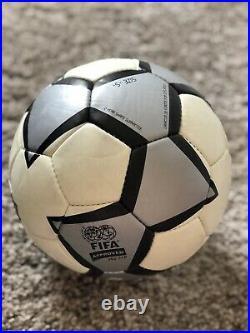 Adidas Pelias 2004 Athens Olympics Official Match Ball Football RARE Greece