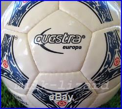 Adidas QUESTRA EUROPA Match Ball Euro 1996, Fußball