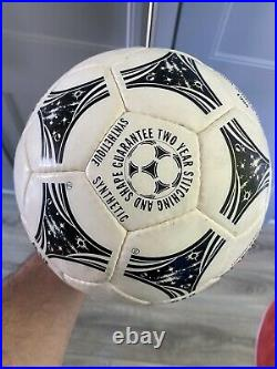 Adidas Questra 1994 Official Match Ball Made In Germany