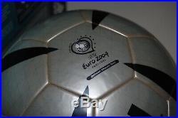 Adidas Roteiro Match Ball With Box New Euro Cup 2004 Omb Portugal Football Tango
