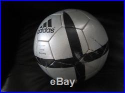 Adidas Roteiro Matchball Ball match used EM 2004 EC 2004 Germany Lettland