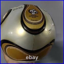 Adidas Soccer Ball Teamgeist WM FINAL 2006 Italy France 09 July Olimpiastsdion