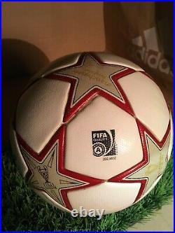 Adidas Soccer Match Ball Final Madrid 2010 Football Omb Uefa Champions League