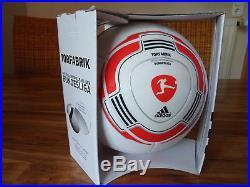 Adidas Speedcell Torfabrik 2010 OMB Jabulani footgolf ball Matchball soccer