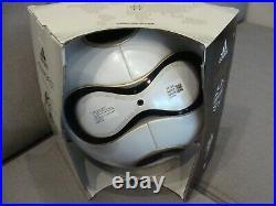 Adidas Spielball Teamgeist OMB WM Ball 2006 Deutschland + Box