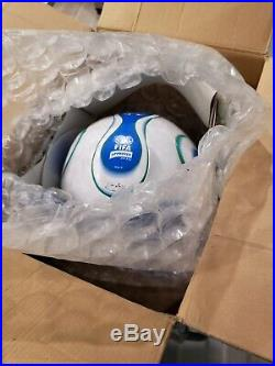 Adidas TEAMGEIST MLS Official Match Ball OMB + Box 2006/2007
