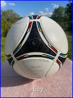 Adidas Tango 12 OMB Euro 2012 Match Used Niederlande Deutschland Matchball